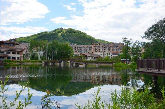 Holiday Inn Changbaishan Suites: Exterior