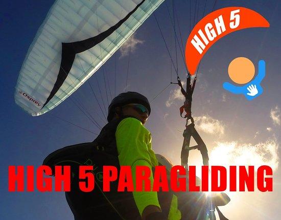 HIGH 5 PARAGLIDING check www.high5paragliding.com