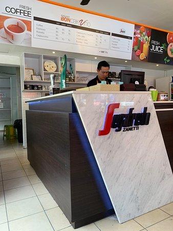 Bon Cafe: Segafredo Premium Coffee for your better choice