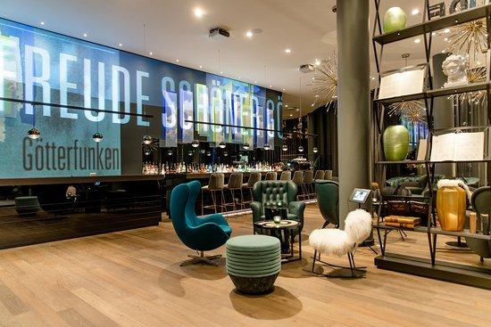 Motel One Bonn-Beethoven: Bar/Lounge