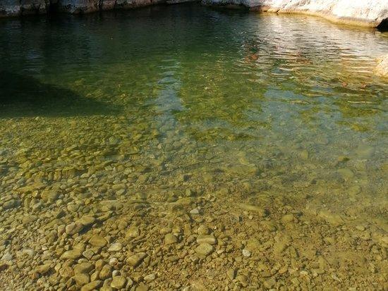 Sassinoro, Italia: Fiume Tammaro