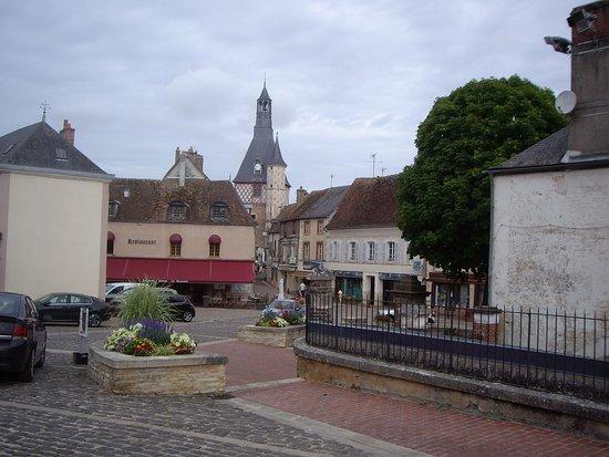 Le Beffroi de Saint-Fargeau