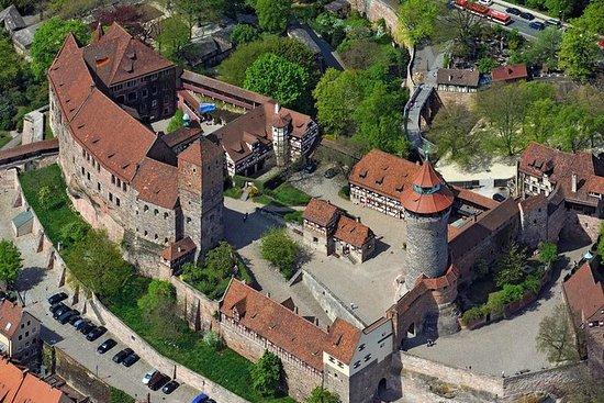 Nürnberg Dagstur fra München