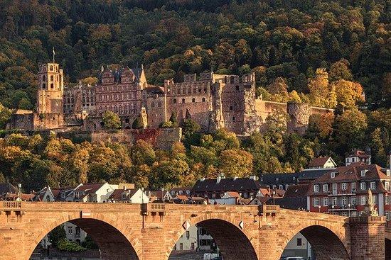 从法兰克福出发的海德堡半日游