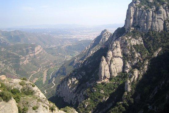 Il tour delle cantine di Montserrat e