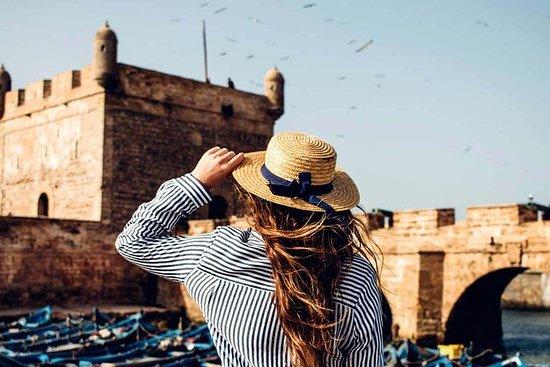 Essaouira Tour fra Marrakech delte...
