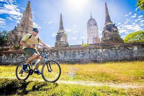 Excursión en bicicleta Ayutthaya de...