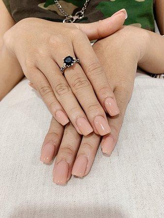 Nail Extension + Presto Gel