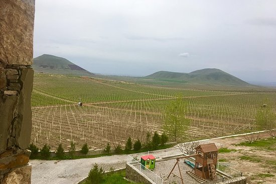 Armenia: Wine, Brandy and Crayfish...