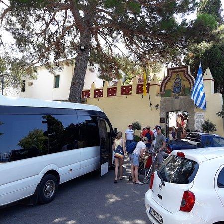 Palaiokastritsa, Hellas: Paleokastritsa