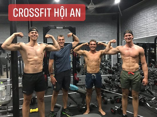 Crossfit - Fitness & Yoga Center Hoi An