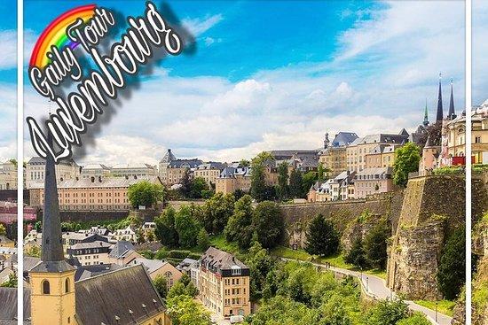 TOUR GAILY IN LUSSEMBURGO - Tour gay