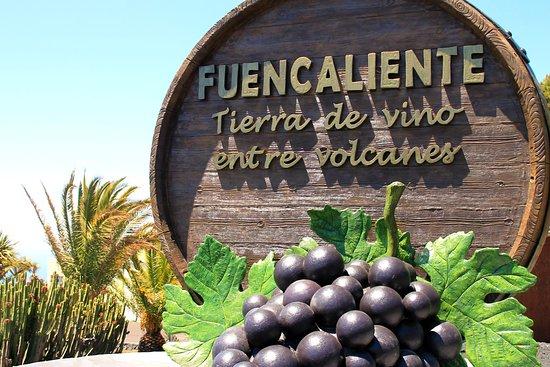 Fuencaliente tierra de vinos y volcanes.
