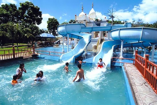 A'Famosa Water Theme Park in Melaka Admission Ticket: A'Famosa Water Theme Park in Melaka Admission Ticket