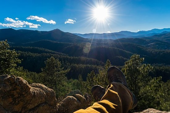 Ettermiddag Rocky Mountain Escape