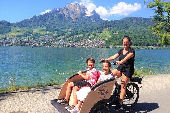 Carobobiketouren en Lucerna