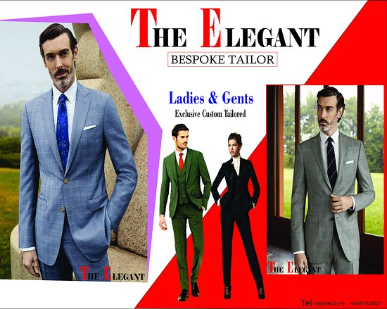 The Elegant Tailor