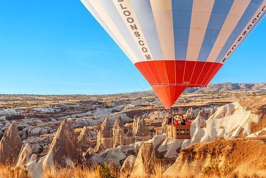皇家气球飞行包括卡帕多西亚私人之心之旅