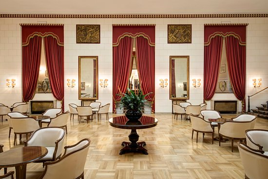 Hotel Quirinale Rome Italy Review Of Quirinale Hotel Rome