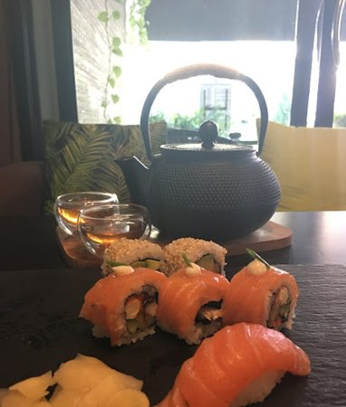 Wasabi Sushi: Fresh & Delicious Sushi Every day. Welcome