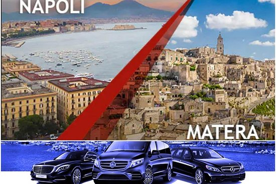 Transfer from Naples to Matera (or reverse)