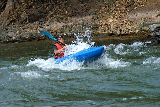 1 día de aventura en aguas blancas...