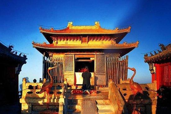 私人2天游览十堰武当山,从武汉出发,到武汉结束