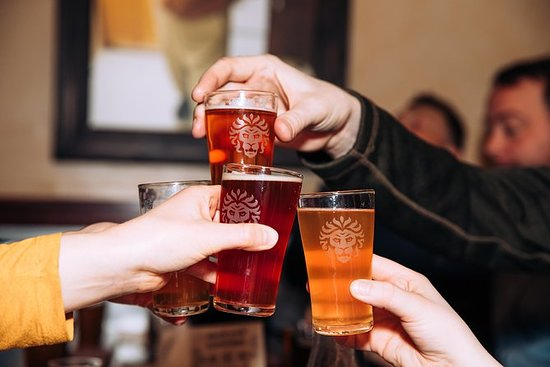 Boulder Booze Brews and Bites Tour