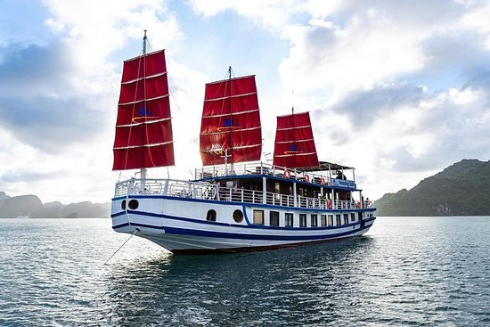 Amazing Sails Luxe 1-daagse tour Halong ...