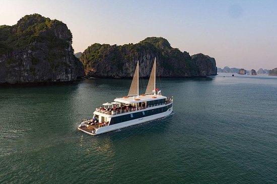 Jade Sail Cruise Luxe dagtour