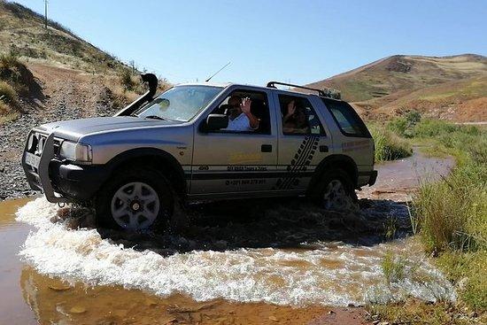 吉普车半日游我们的阿尔加维海岸和山脉