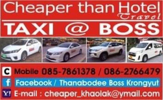 Cheaper than Hotel Taxis