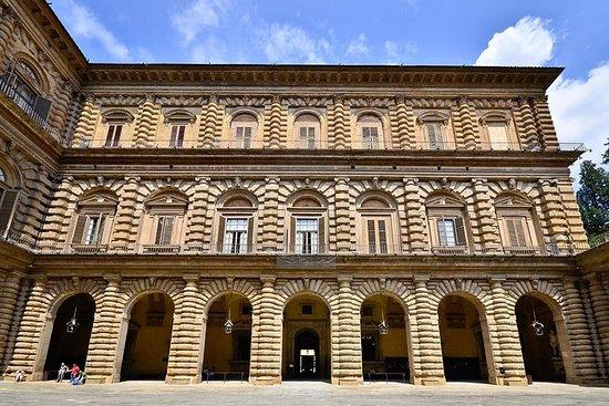 皮蒂宮和帕拉蒂納畫廊門票