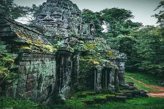 Private TUK-TUK Angkor wat Tour 사진