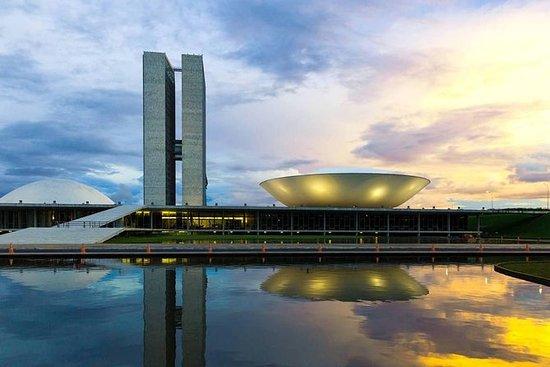 在BRASÍLIA的城市之旅