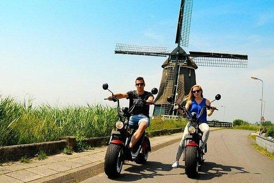 Tour en scooter eléctrico Volendam...