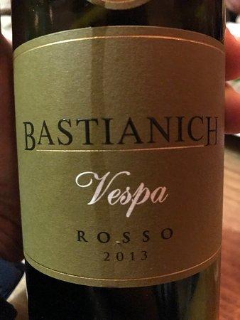 Enoteca Mulino a Vino: vino