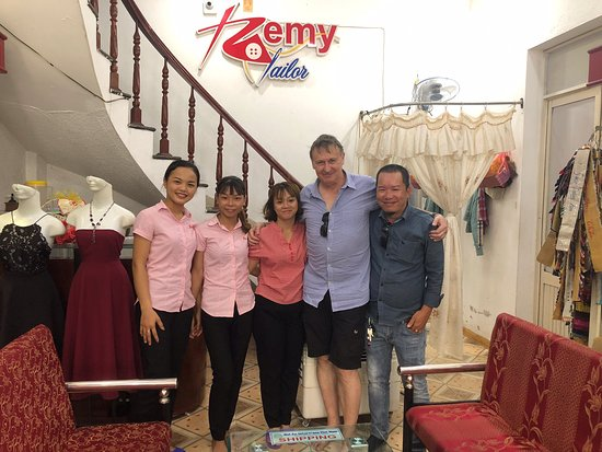 Remy Tailor Hoi An