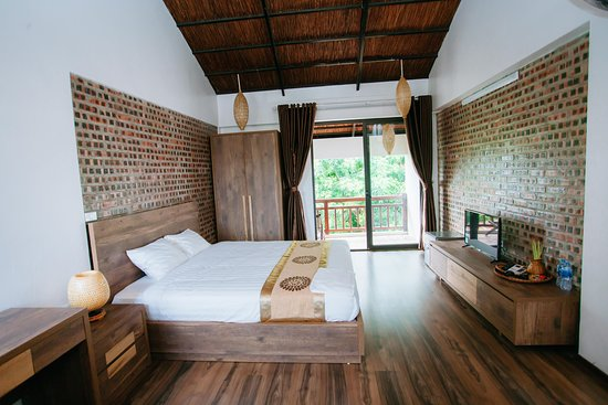 Nan House: Our deluxe double room