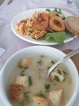 My lunch what i picked was so lush
