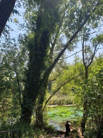 Una bella passeggiata.....Sorgenti del Fiume Pescara(Popoli)...