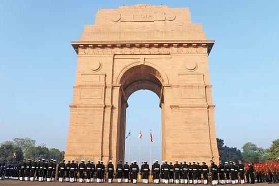 Delhi Guide Vivek