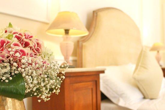 Lecce, Italia: Stanza matrimoniale Elegance con bagno privato