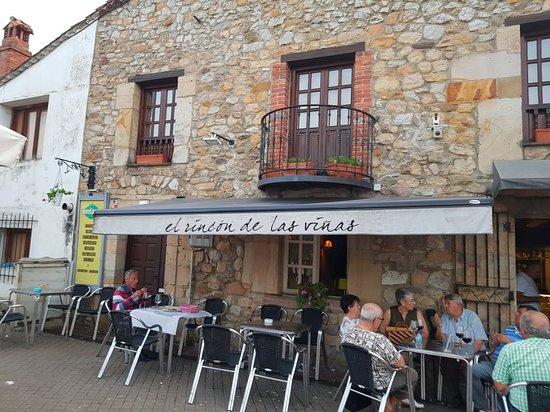San Felices De Buelna, Spanien: Meson Las Vinas