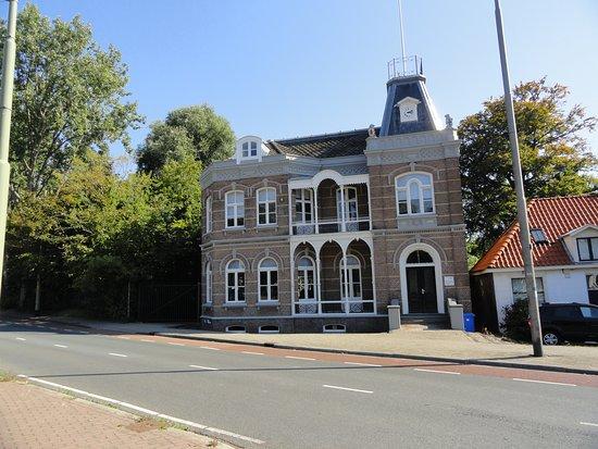 Delft, Hà Lan: Voormalig raadhuis gemeente Vrijenban