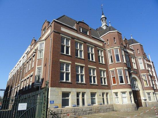 Delft, Hà Lan: Voormalig hoofdkantoor Gist