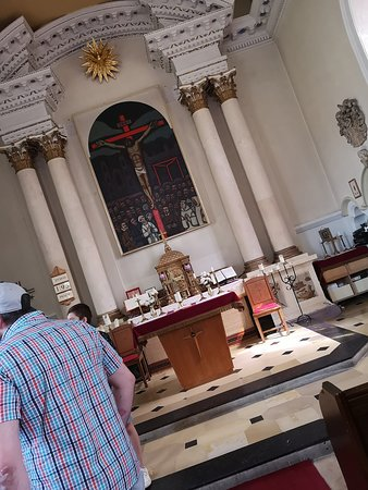 Steve's tour The Chapel