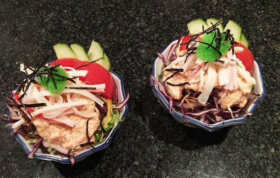 Kyoto: Salade japonaise