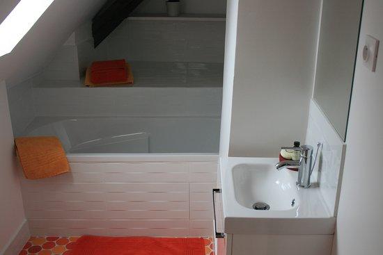Chambre Duplex - capacité 1 à 5 personnes - lit double 160 ...