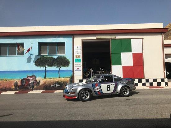 Termini Imerese, Itálie: Porsche 911 RSR Winner 57°TARGA FLORIO..... MANY THANK SIMON !!